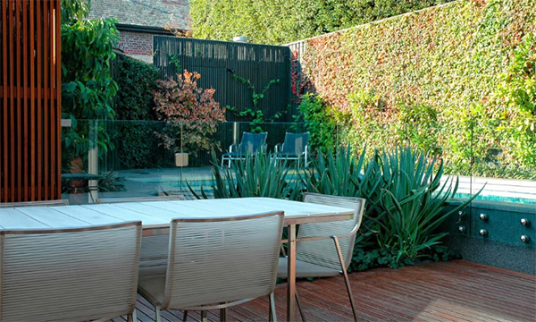 small outdoor space design ideas eckersley garden architecture 7