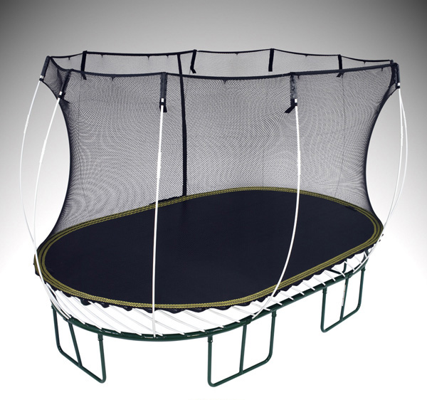 springfree trampoline 1 Safe Trampoline with no Springs   Springfree