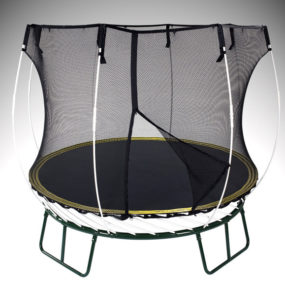Safe Trampoline with no Springs – Springfree