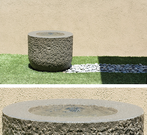 stone forest granite fountain Granite Fountains from Stone Forest   landscape fountain collection