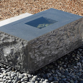 2 Granite Fountains From Stone Forest U2013 Landscape Fountain Collection