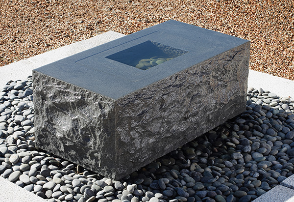 stone forest water table Granite Fountains from Stone Forest   landscape fountain collection