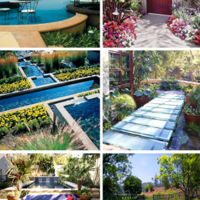 Luxury Garden Design by Estate Gardens from ValleyCrest