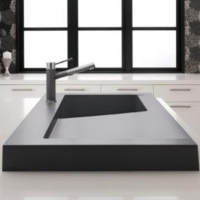 Blanco kitchen sink - new BLANCOSTATURA compact sink with ...
