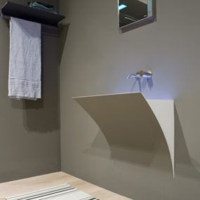 Sink Strappo by Antonio Lupi