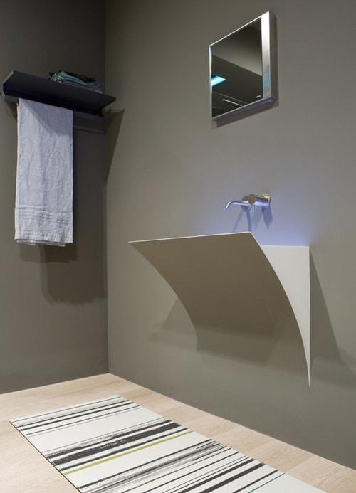 Sink Strappo by Antonio Lupi