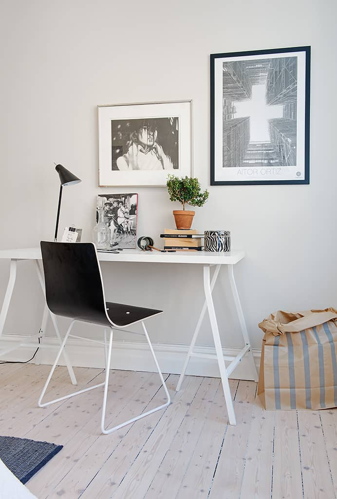 20 trestle desk ideas for the hottest trend for Desk ideas