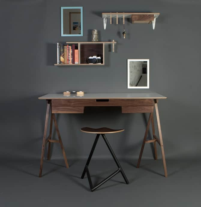 Desk Ideas Part - 50: View In Gallery Trestle Desk Ideas Hot Trend 2 Spoon %20kartell Thumb  630x647 15890 20 Trestle Desk Ideas