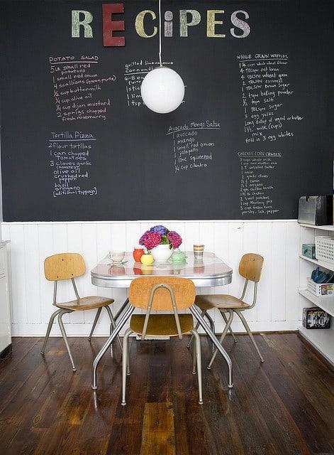 View In Gallery 5as Chalkboard Kitchen