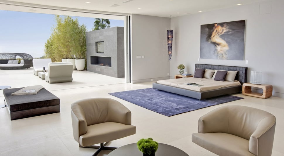 modern bedrooms. View in gallery 11 stunning modern bedrooms 4 jpg 25 Stunning Modern Bedrooms