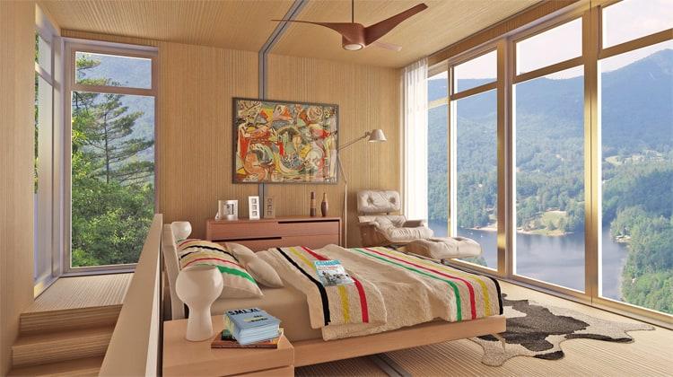 View In Gallery Modular Wood Bedroom Meka