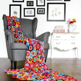Will Crochet Blanket Find Its Way Into Your Modern Home?