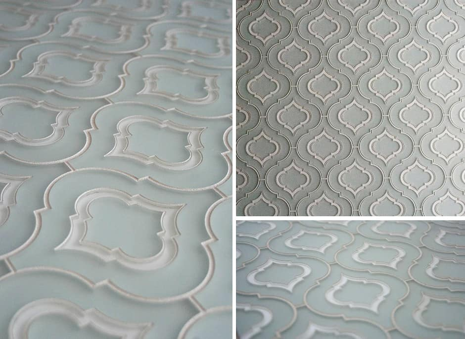 View In Gallery Arabesque Moroccan Gl Tile Edgewater Jpg
