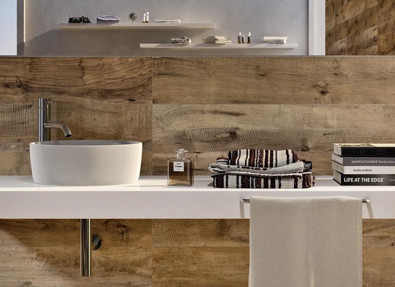 wood look tiles for bathroom