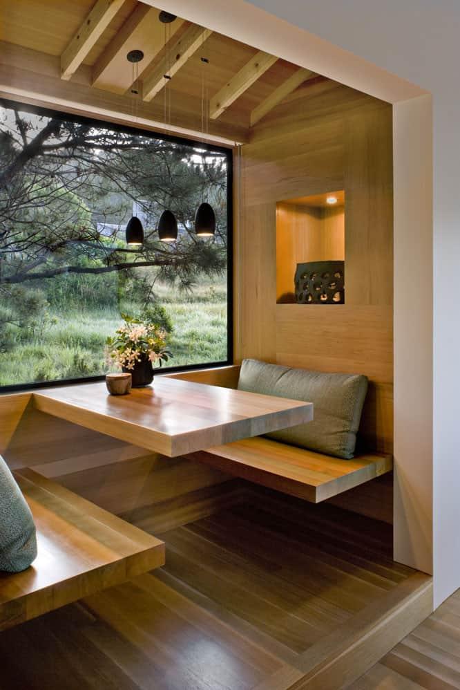 cozy breakfast nook design tgharchitects 1