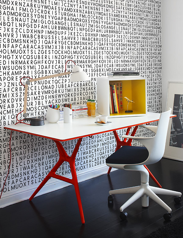 trestle desk ideas hot trend 1 spoon %20kartell thumb 630x819 15888 20 Trestle Desk Ideas for the Hottest Trend