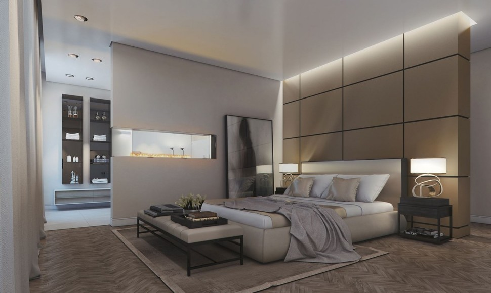 Ordinaire View In Gallery 11 Stunning Modern Bedrooms 5