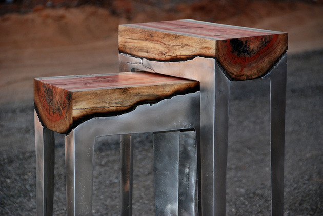 12 artsy tables wow factor 1 hilla shamia thumb 630xauto 47266 12 Artsy Tables to WOW You