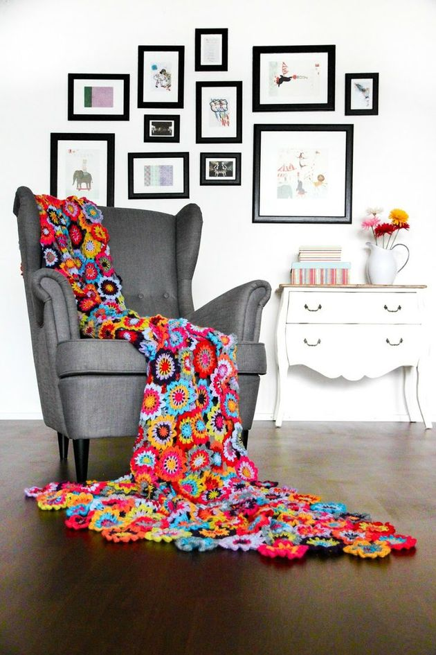 crochet throw 1 thumb autox945 52784 Will Crochet Blanket Find Its Way Into Your Modern Home?