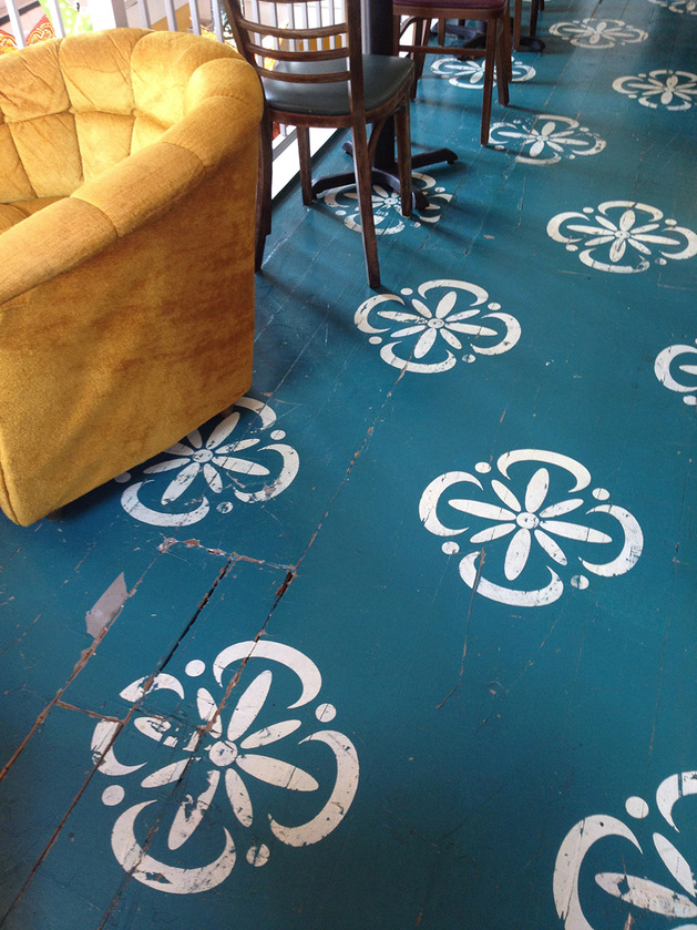 stenciled-floor-living-room-white-on-blue.jpg
