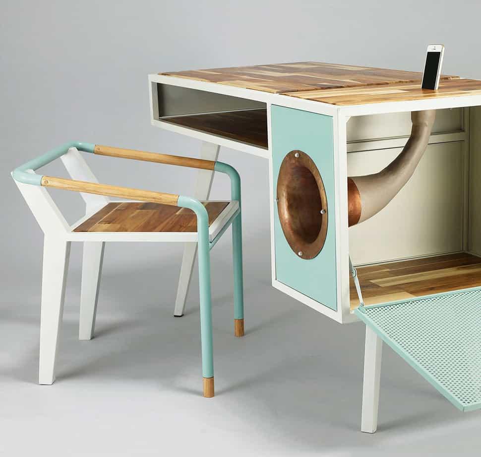 Nice  Creative Dual Purpose Tables You ull Love