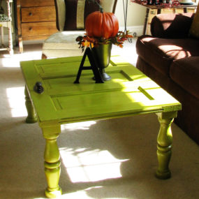 5 Creative DIY Wood Coffee Table Ideas