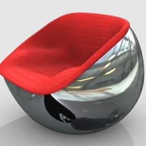 Modern Chair from Arflex – Ball
