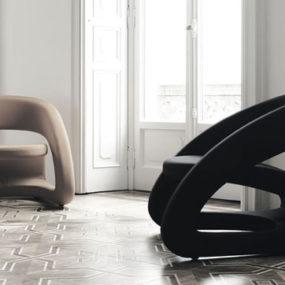 Modern Armchair from BBB emmebonacina – Smile