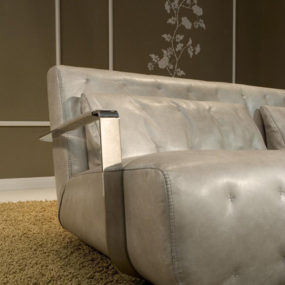 Ultra Modern Leather Sofa from Borzalino – Nobel