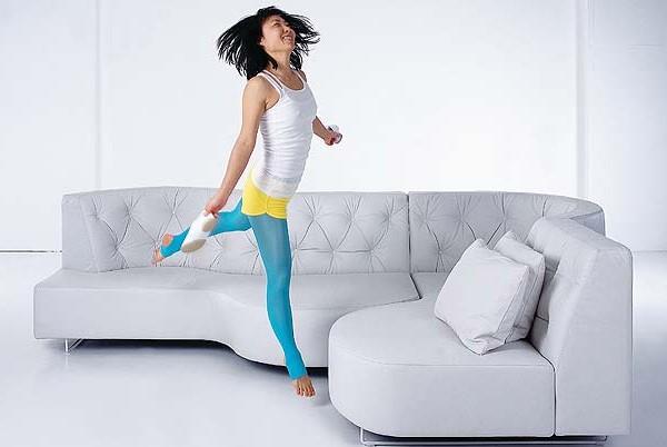 bruehl blanche sofas 1 Modern Sectional Sofas   Blanche sofa range by Bruehl