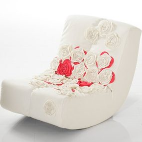 Modern Rocking Chair – Lucky by Bruehl