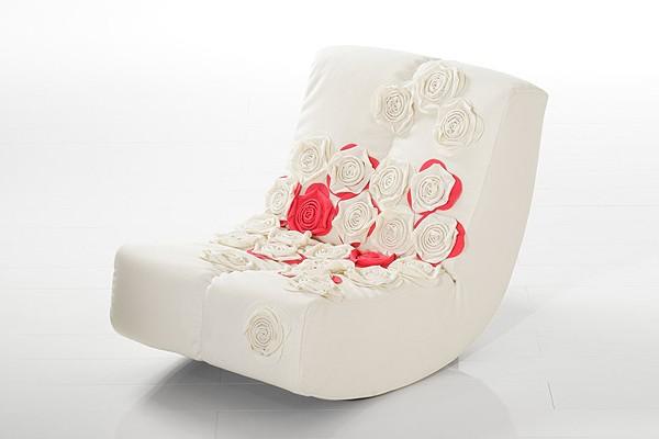 bruehl chair lucky 7 Modern Rocking Chair   Lucky by Bruehl