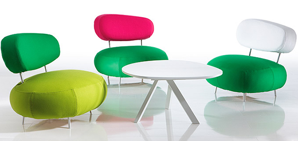 bruehl modern furniture 1 Ultra Modern Living Room by Bruehl
