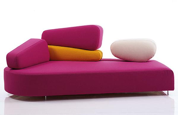 bruehl modern furniture 2 Ultra Modern Living Room by Bruehl