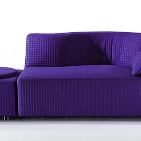 Ultra Modern Sectional Sofa LadyBug by Bruehl