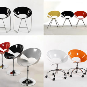 Diva Chair by Colico Design – a very distinct modern chair
