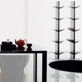 Modern Wall Bookcase Designs by Compar