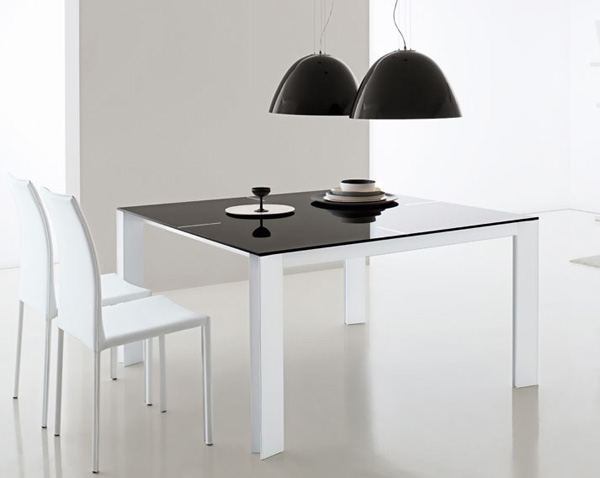 Ultra Modern Dining Tables by Compar