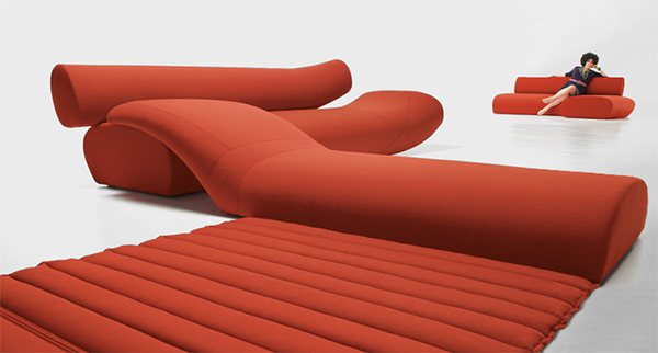 Lava Reclining Lounge Furniture From Cor Gets Another Award
