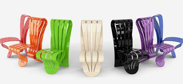 corian outdoor furniture avanzini leaf 2 Corian Outdoor Furniture by Avanzini   Leaf