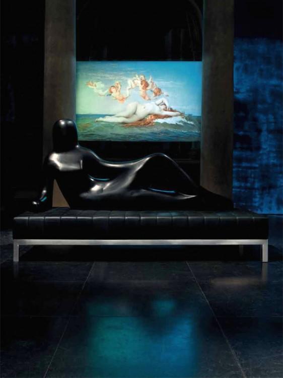driade sofa divina 2 Divina Sofa by Fabio Novembre from Driade