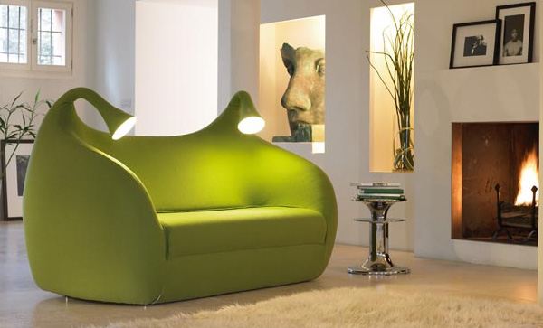 European Modern Furniture From Domodinamica, Italia