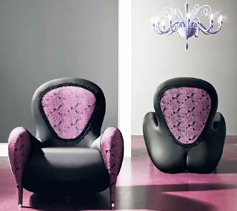 feminine chairs innocenza polsit 3