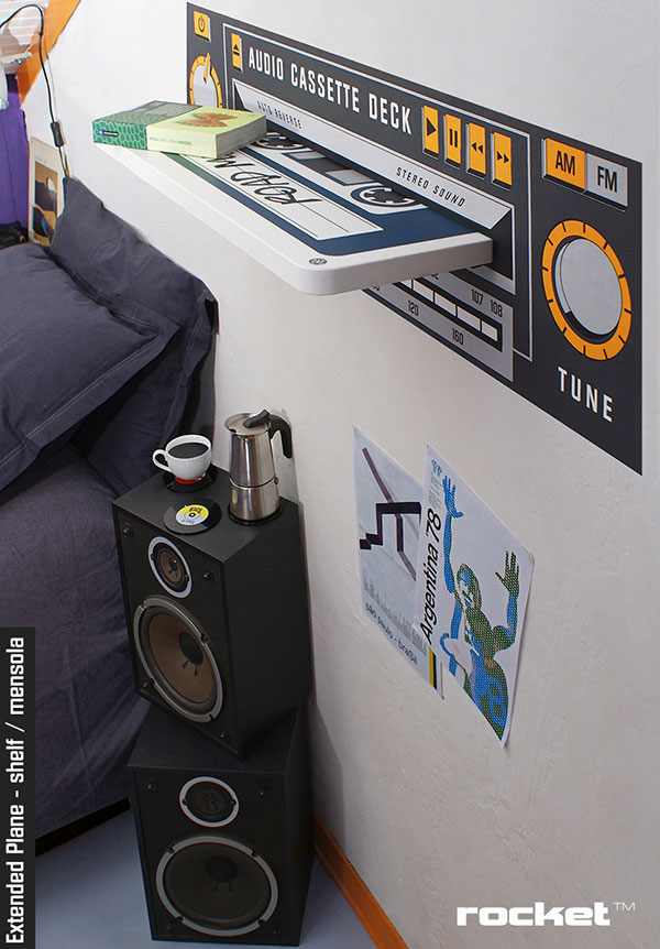 funky bedroom ideas funky home storage accessories by rocket design