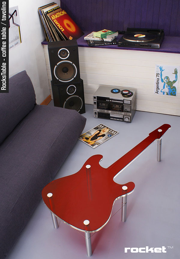 Funky Home Storage Accessories By Rocket Design