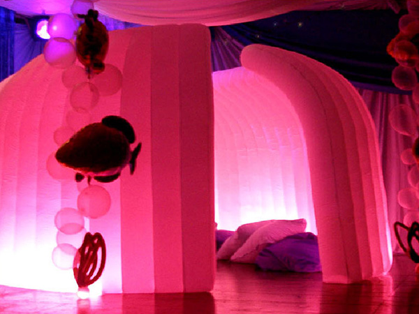 ibebi inflatable room 3