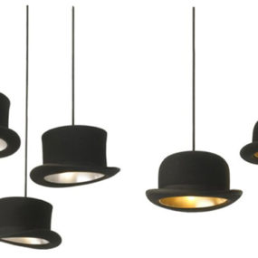 Jake Phipps Hats Pendant Lights
