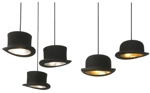 jake phipps hat pendant light Jake Phipps Hats Pendant Lights