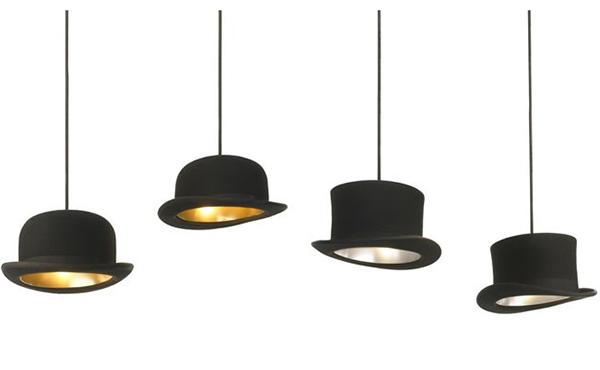 jake phipps hats pendant lights Jake Phipps Hats Pendant Lights