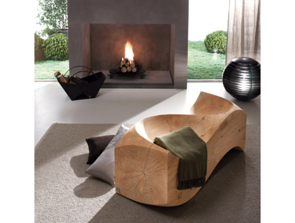 jake phipps wooden loveseat room Wooden Loveseat by Jake Phipps